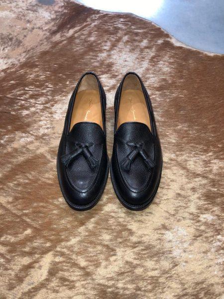 Tassel Loafer Black